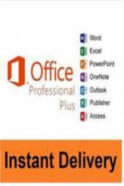 Microsoft Office Professional Plus 2016 x86-x64 Torrent