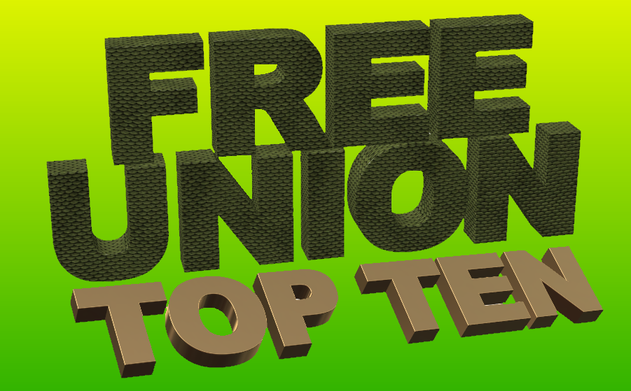 2015 Free Union Tree Lighting  - Top Eight Reasons Free Union is Awesome