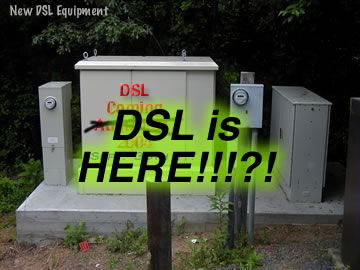DSL to Free Union