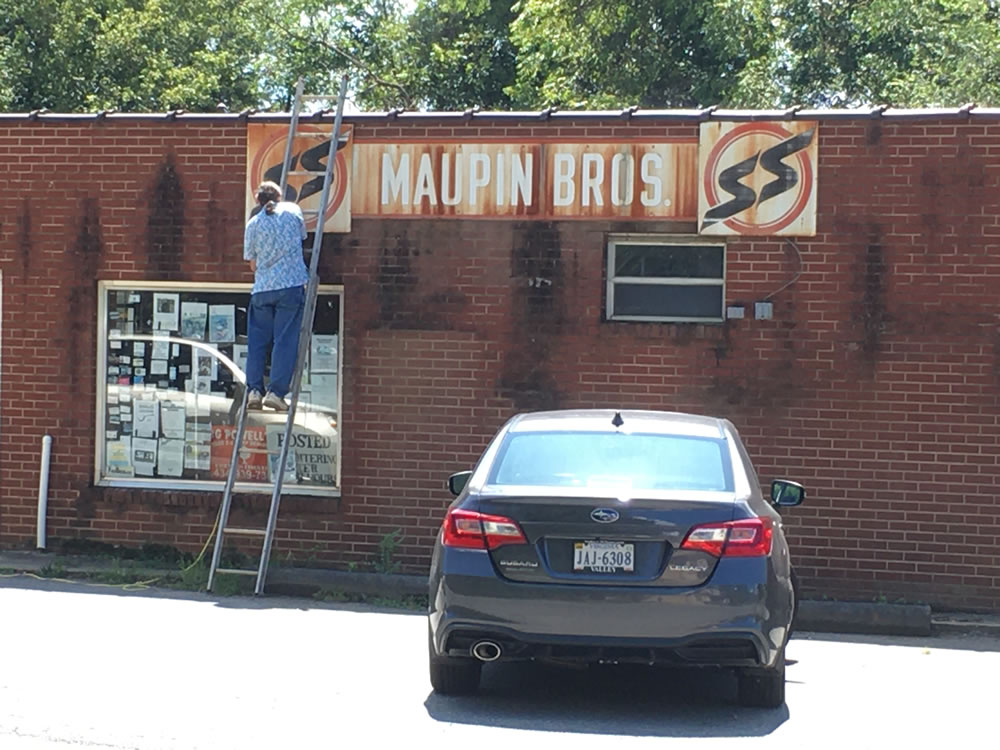 Maupin Brothers Store Closes after 92 years